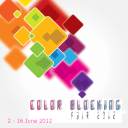 Logo Color Blocking Fair